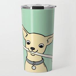 Chip Wawa The Chihuahua Travel Mug