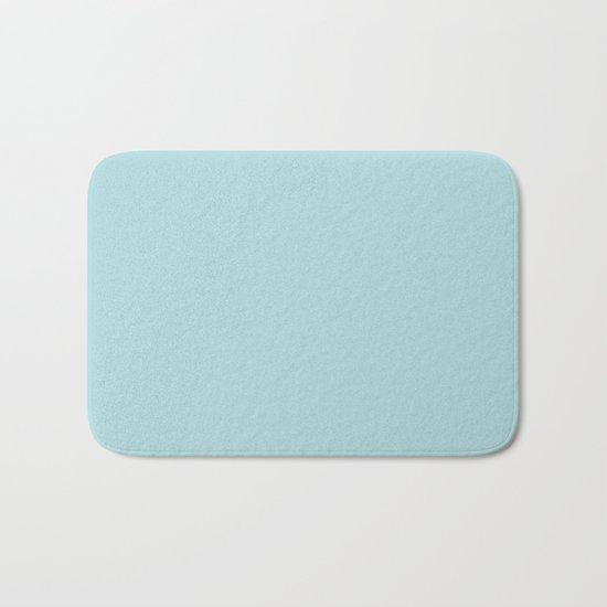 Simply Pretty Blue Bath Mat