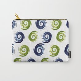 Blue Madness Carry-All Pouch