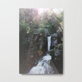 Kent Falls VIII Metal Print