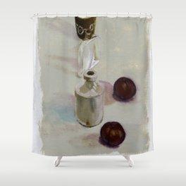 Mirepeisset Still Life 1 Shower Curtain