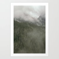 Mt. Rainer 2 Art Print