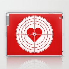 Hit Me in the Heart Laptop & iPad Skin