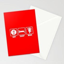 ESP: Red Devils Stationery Cards
