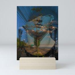 THE HEAD Mini Art Print