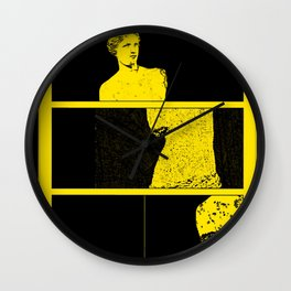 Venus in Strip Wall Clock
