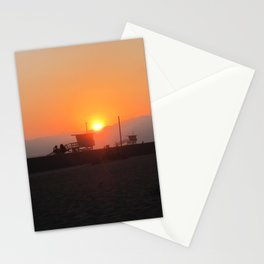Venice Beach Stationery Cards