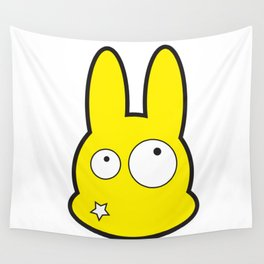 Bunny Star Wall Tapestry