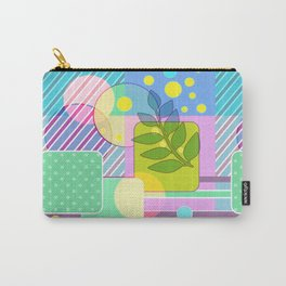 An abstract painting .   Good morning! Carry-All Pouch