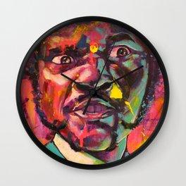 """""""Samuel L"""" Wall Clock"""