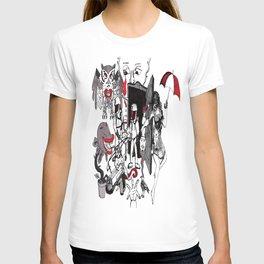 Pandora's Door T-shirt