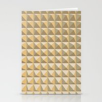 pyramid Stationery Cards featuring pyramid by Ioana Luscov