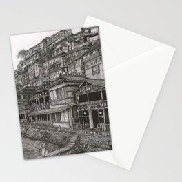 The Xijiang Qianhu Miao Village  Stationery Cards