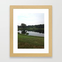 NJ Galoway Framed Art Print