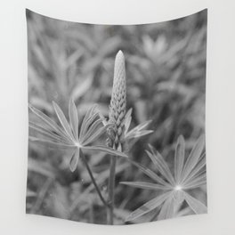 Film Flowers Wall Tapestry