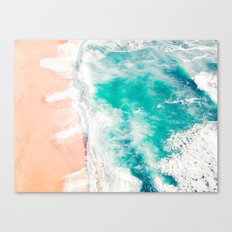 Lovely Tropics Canvas Print