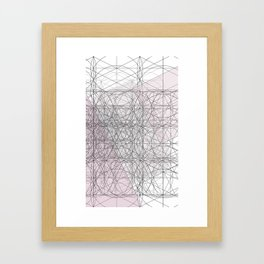 GEO 2 Framed Art Print