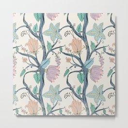 botanical pastel Metal Print