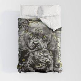 Pit Bull Models: Blue Defender 01-03 Comforters