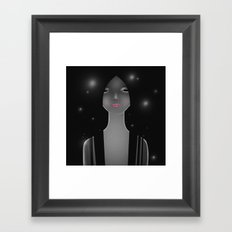 WOMEN1 Framed Art Print