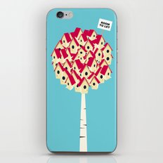 Room to let iPhone & iPod Skin
