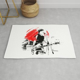 Japanese Artist Rug