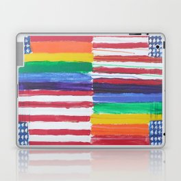 Flags for The Future 38 Laptop & iPad Skin