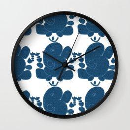 Om sweet Om! Wall Clock