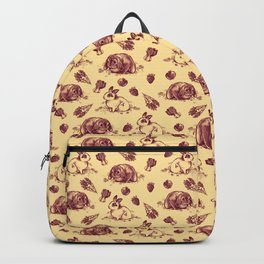 Patches & Benny the Bunnies Backpack