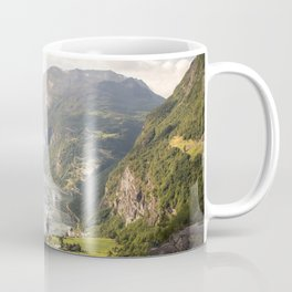Geiranger Fjord Coffee Mug