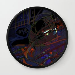Camborio 3 Wall Clock
