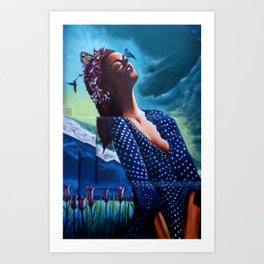 """The ultimate seduction of Mary"" Art Print"