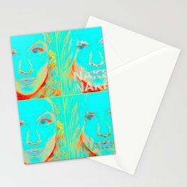 """""""NAKED"""" BY ROBERT DALLAS Stationery Cards"""