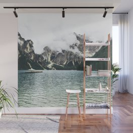 By the Sea to the Mountains Wall Mural