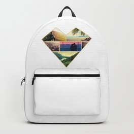 I Love Photography Backpack