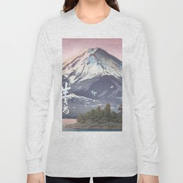 The Kawaguchi Trail Long Sleeve T-shirt
