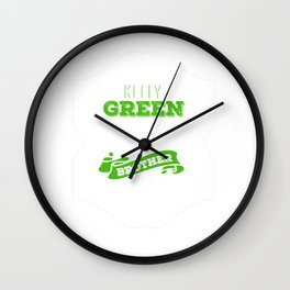Hero in My Life My Brother MS Awareness Wall Clock