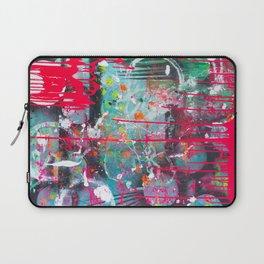 Rainy Pink Laptop Sleeve