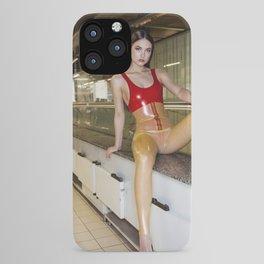 Latex Bazaar iPhone Case