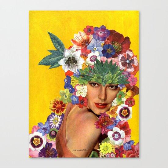Ava Gardner Canvas Print