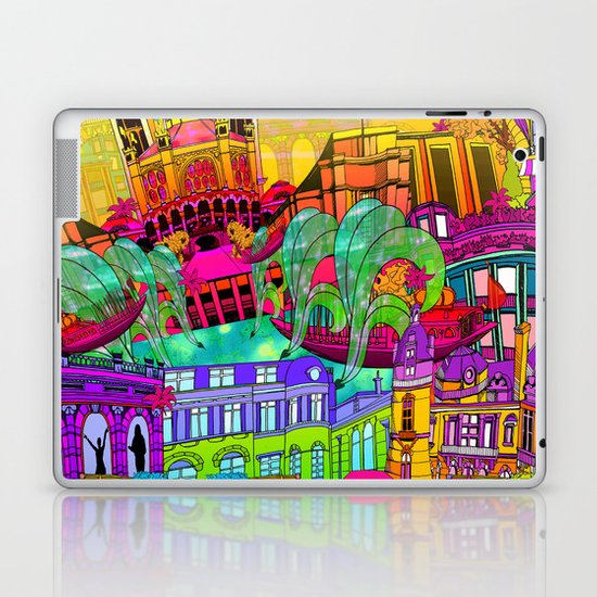 I Heart Paris Laptop & iPad Skin