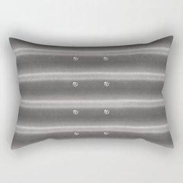 Corrugated Iron Rectangular Pillow