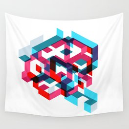 Trying Trying Trying Wall Tapestry