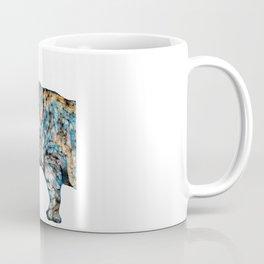 Rhino-no text Coffee Mug
