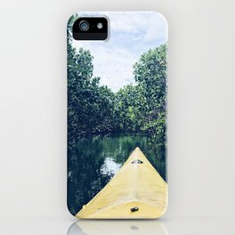 Always Take The Scenic Route iPhone Case