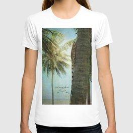 sail away with me T-shirt