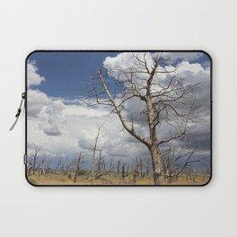 Big Sky Over Colorado Plateau Laptop Sleeve