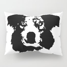 Australian Shepherd Dog Gifts Pillow Sham