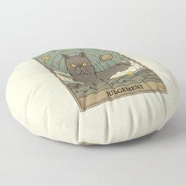 Judgement Floor Pillow