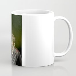 I will not give up, ever. Coffee Mug